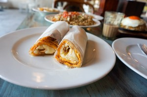 Raju Omlet Egg Cheese Roll