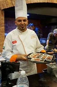 Russo's Pizzeria Chef