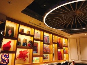 Serendipity 3 - Venue, Interiors