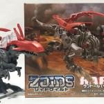 【レビュー】デスメタル帝国の標準機が遂に発売!ZOIDS WILD ZW09 RAPTOR ラプトール[ヴェロキラプトル種]を買ってきた!