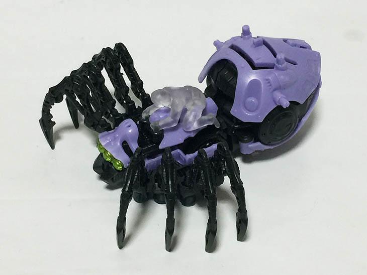 ZOIDS WILD ZW18 SPIDEATH スパイデス[ゴケグモ種]