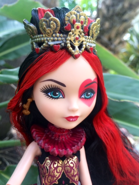 Ever After High Lizzie Hearts Doll By Mattel Omocha Crush