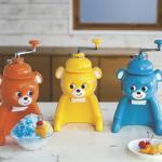 昨年大人気過ぎて売り切れ続出のレトロでキュートなかき氷器、きょろちゃんが今年も登場!