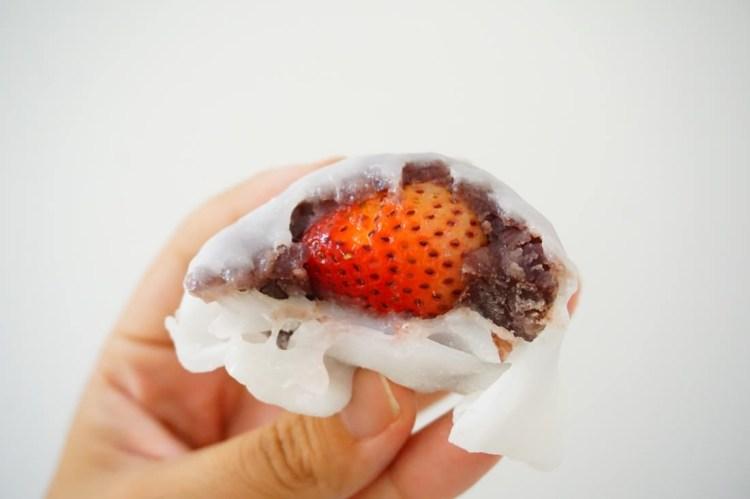 "【Costco】草莓大福    Costco期間限定美食""厚奶茶之後的新寵兒"