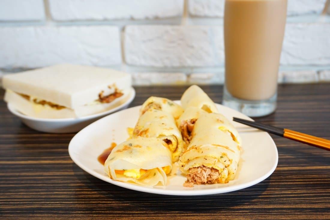 """【新北中和早午餐】好餓早午餐    招牌肉蛋吐司""""別錯過隱藏版菜單!!"""