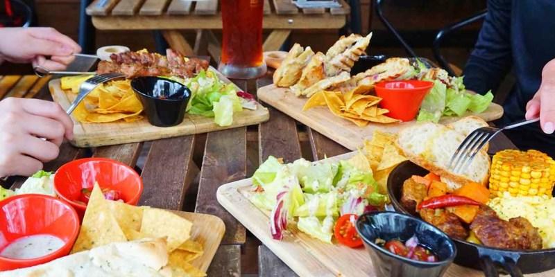 """【台北大安美食】ABV Bar&Kitchen 加勒比海餐酒館    東區餐酒館""""中南美洲風早午餐"""