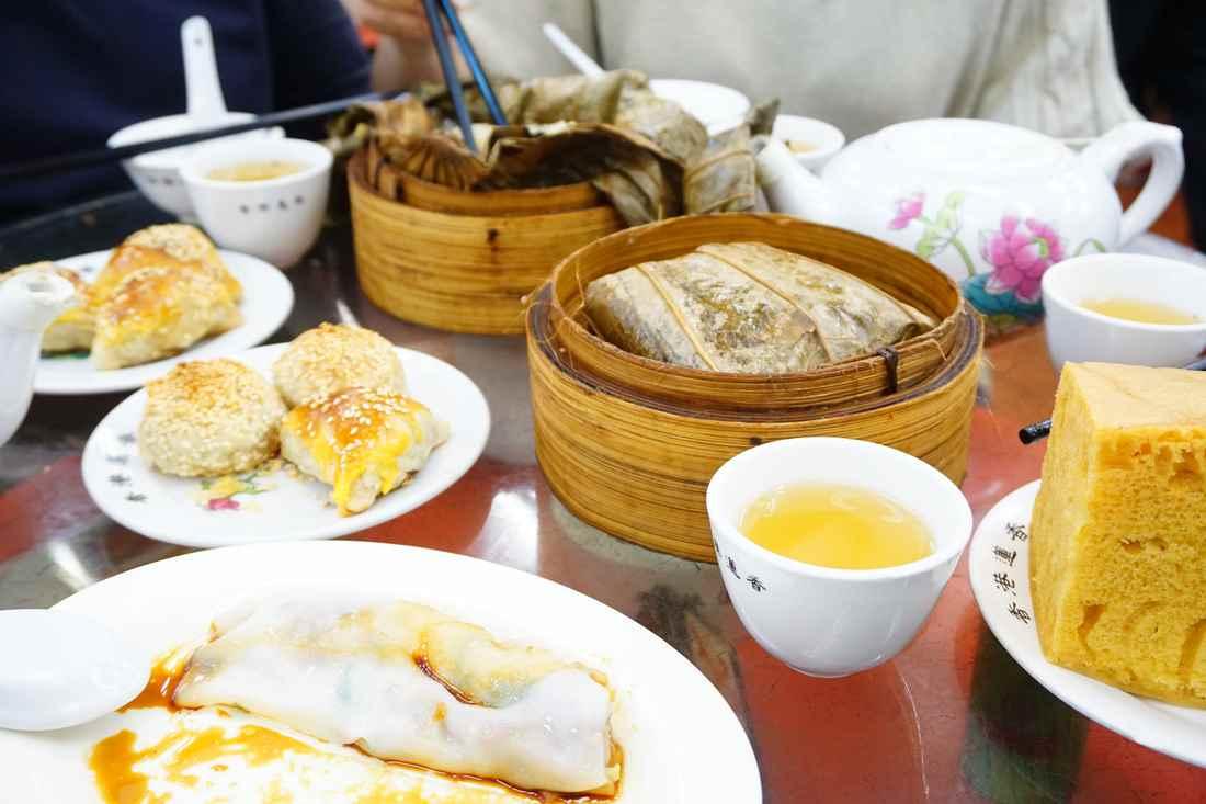 """【香港上環美食】蓮香居    港鐵西營盤站""""在地人都愛吃的傳統飲茶"""