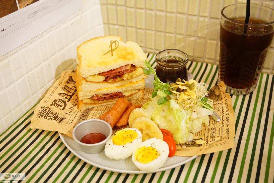 (2019.7更)【台北萬華早午餐】單眼皮双眼皮早餐輕食 || 巷弄隱密文青早午餐