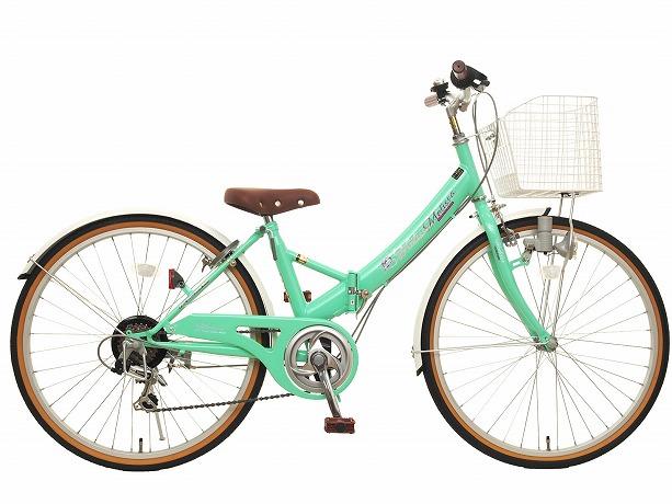 折りたたみ自転車子供用