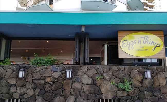 ハワイで子連れでレストランはおすすめはここ! 1