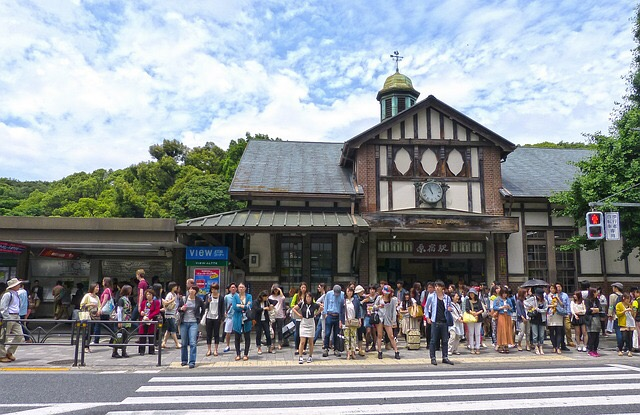 Japan's Harajuku Station to be rebuilt by 2020