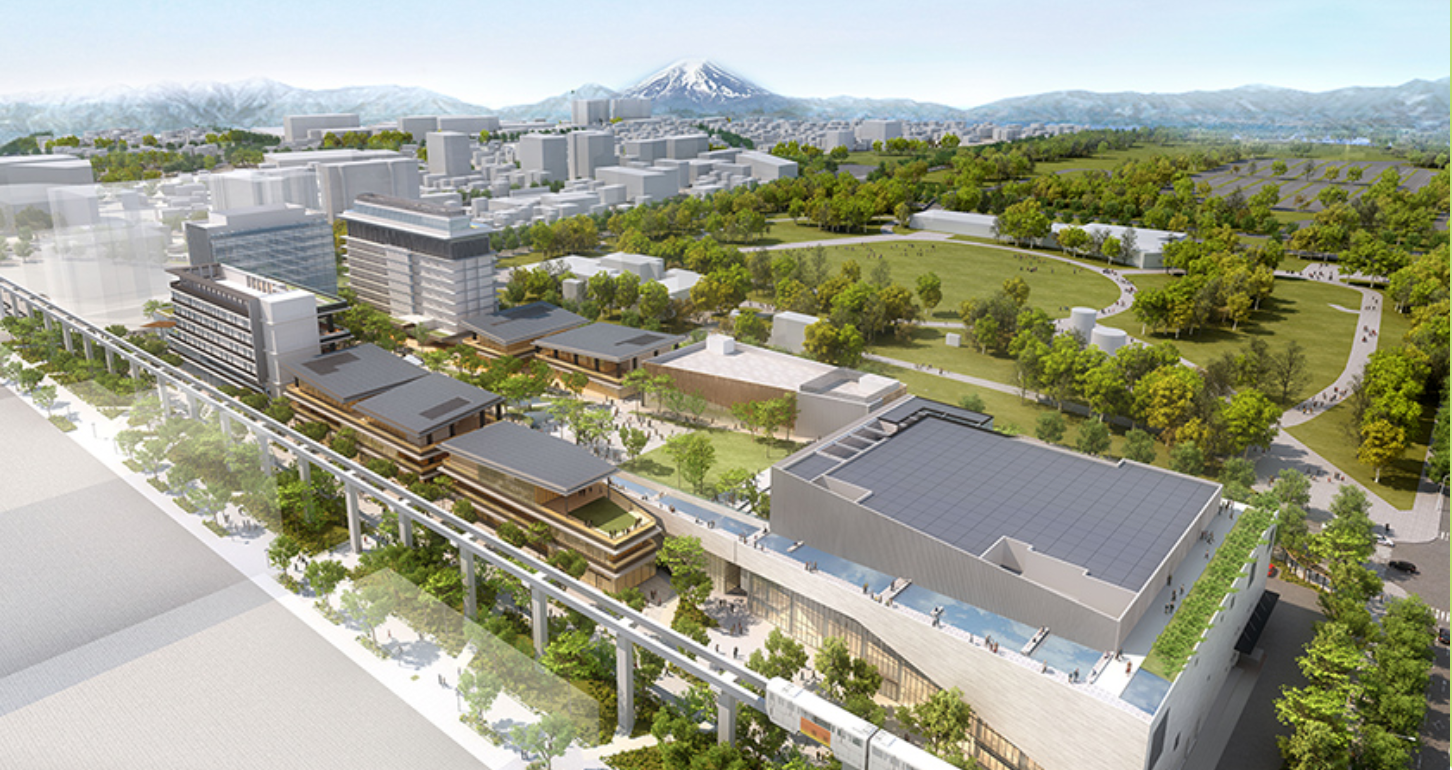 GREEN SPRINGS Grand Opening 2020 April 10, Friday in Tachikawa, TOKYO #GREENSPRINGS