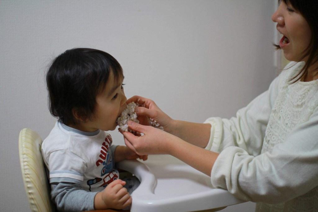 【こだわり雑穀ご感想 vol.2】子どもがすごく食べる!!食いつきの良さにびっくり!!