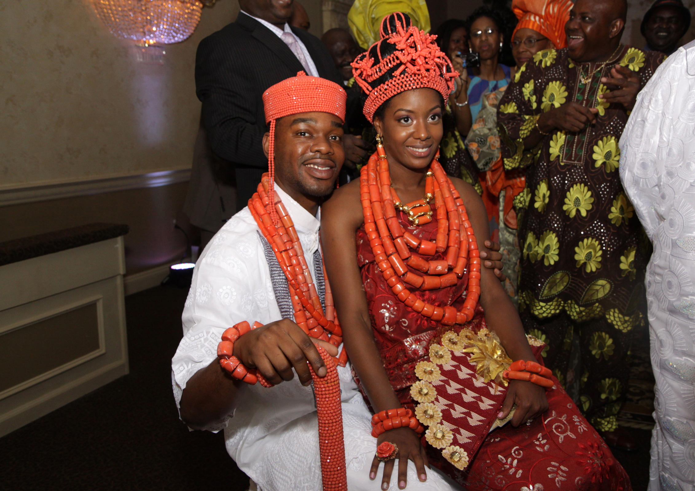Things I Miss About A Traditional Edo/Benin Wedding