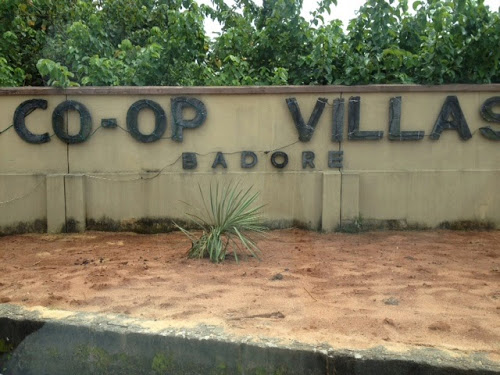 Cooperative Villa Badore Ajah