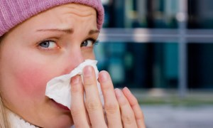 flu-woman