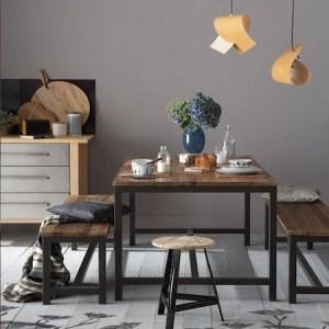 Contemporary-grey-dining-room
