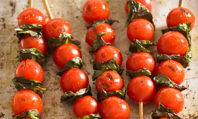 tomatoes-grill