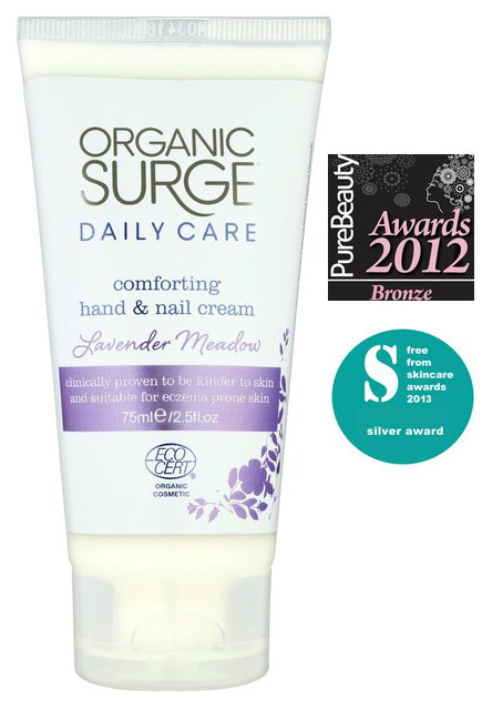 organicsurge handcream