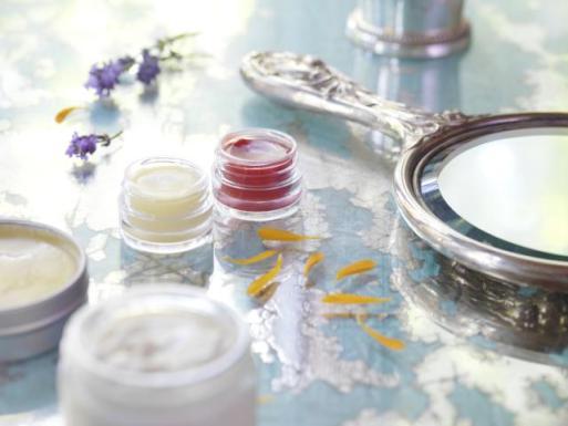 Still life, Make-up table
