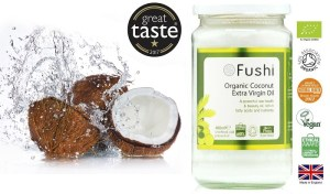 BANNER fushi award winning 2017 coconut oil