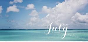 Happy-July-saying-wallpaper