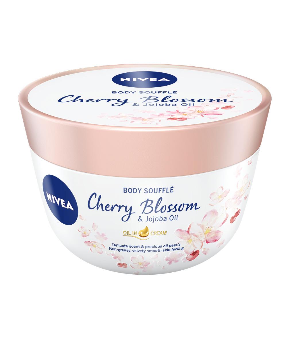 NIVEA_Oil in Lotion Cherry Blossom