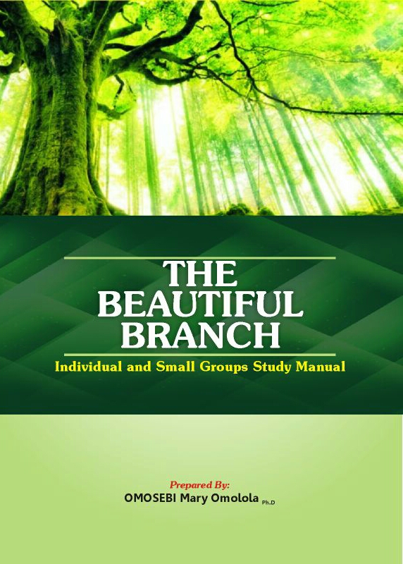 The Beautiful Branch study manual