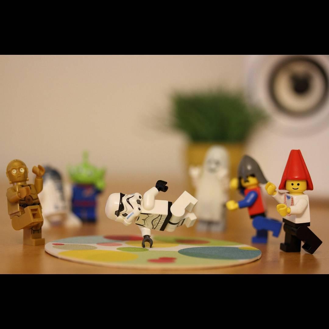 レゴのミニフィグのオモ写