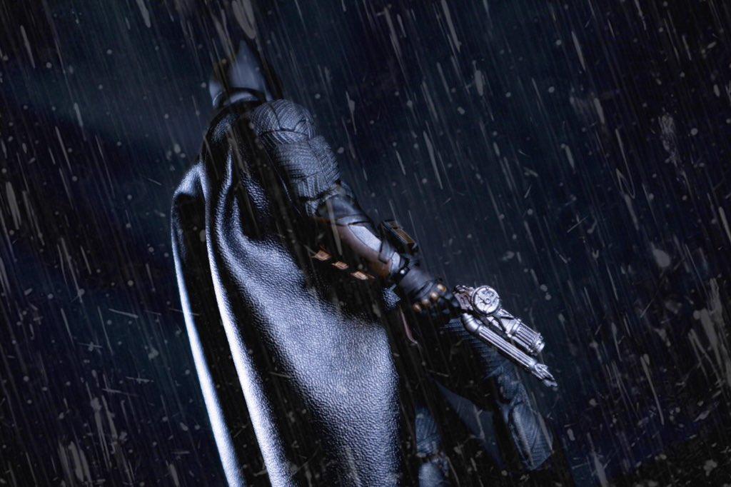 バットマンのオモ写