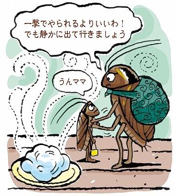 アロマオイルでゴキブリなどの害虫対策!