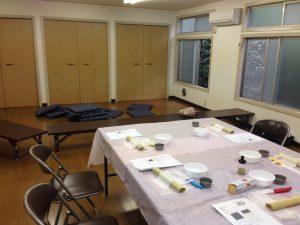富岡自治会集会所