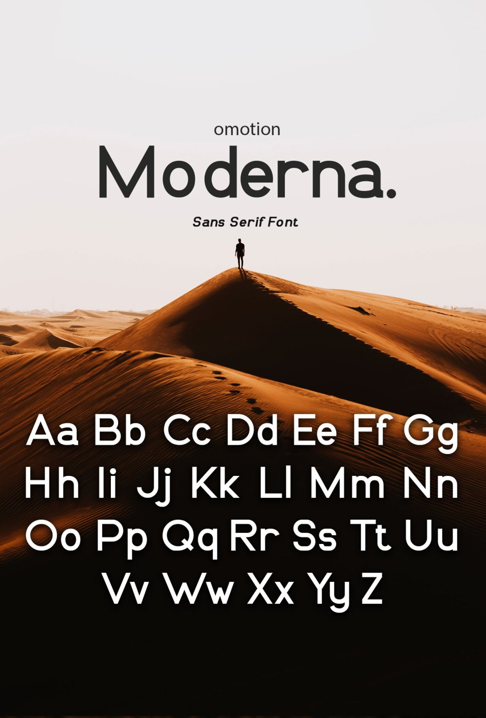 omotion Classi - Free serif font
