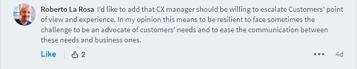 CX Manager Advice 8