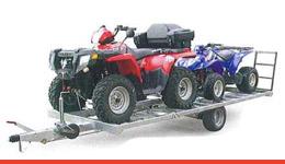 trasport quad omp