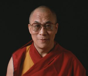 dalai lama large colour