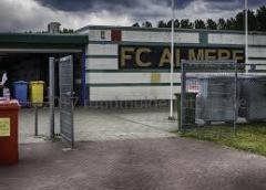 Vrijwilliger FC Almere verdacht van seksueel wangedrag
