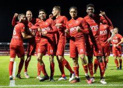 Fraaie winst City FC tegen NAC