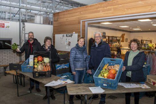 Boeren voor Buren: ondernemers blij met Flevolandse groenten en fruit