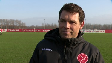 Assistent-trainer Rijsdijk vertrekt per direct bij Almere City FC
