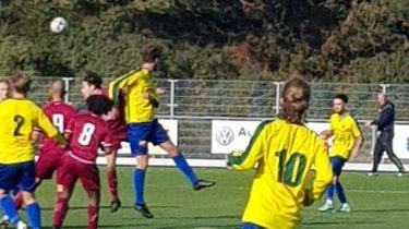 ASC Waterwijk laat sv Zandvoort puntloos achter (0-1).