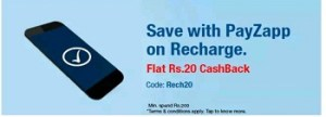 Payzapp Recharge offers
