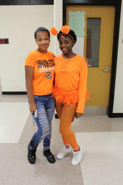 Brianna Brown and Ariana Gardner