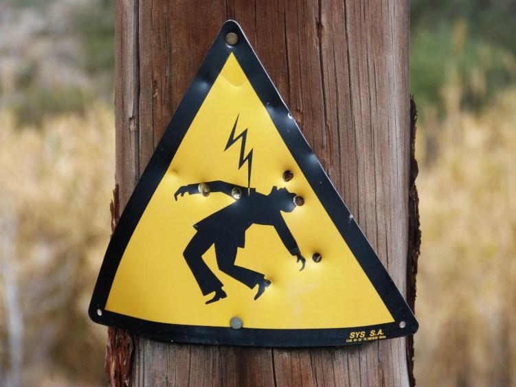 #energiaeletricasemacidentes