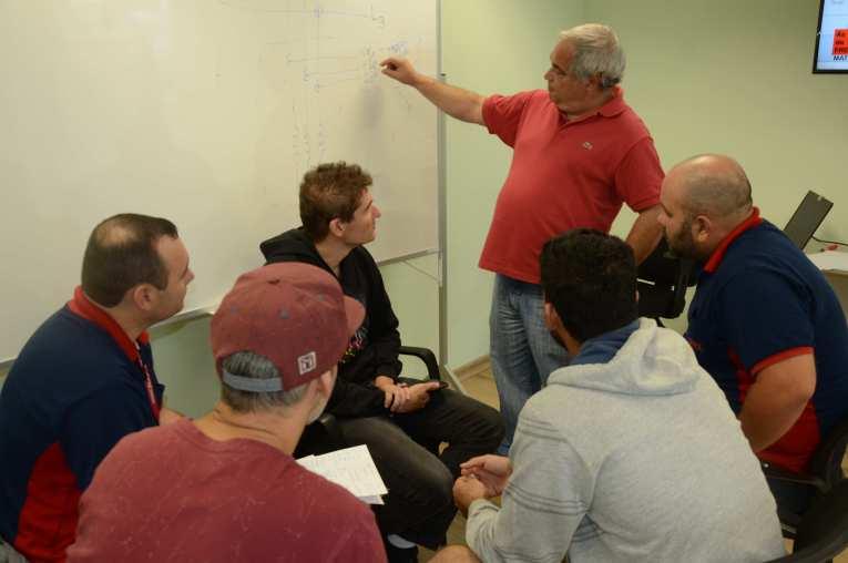 Norma NR-10: professor ensinando sobre norma NR-10 para atuação no SEP