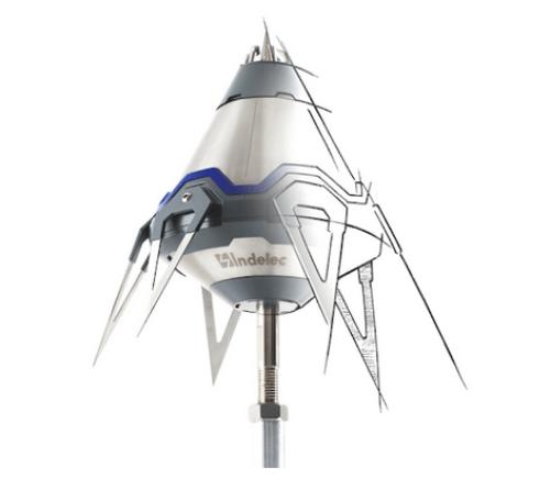 para-raios-ionizante: imagem de para-raios ionizante Indelec