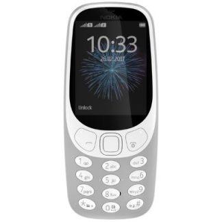 Nokia 3310 Dual Sim (2017) Gray