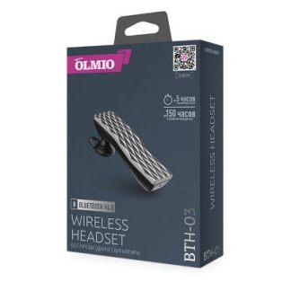 Bluetooth гарнитура Olmio BTH-03 Partner Silver