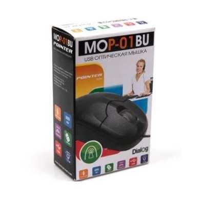 Мышь Dialog MOP-01BU