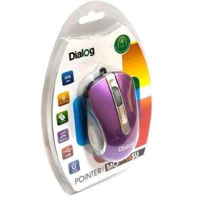 Мышь Dialog MOP-18SU Purple